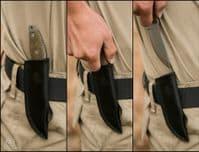TOPS Scandi Woodsman Knife